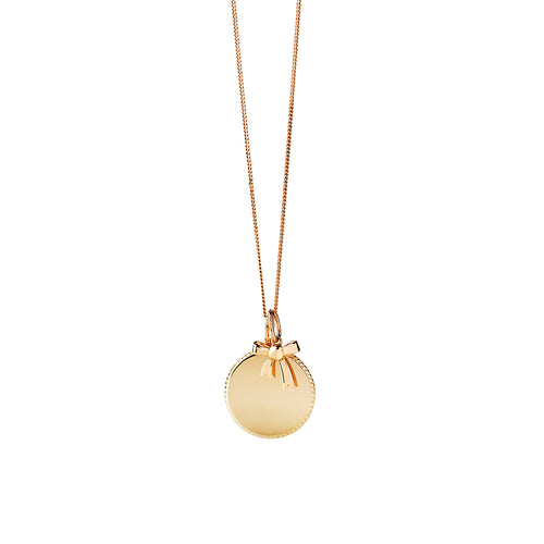 9ct Gold Society Necklace
