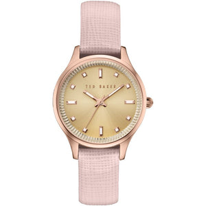 Zoe Rose Gold Pink Watch