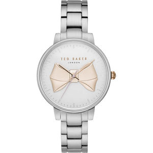 Brook Silver Bow Watch