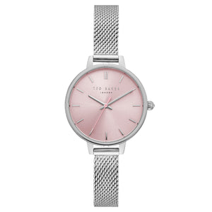 Kate Pink Sunray Dial Watch