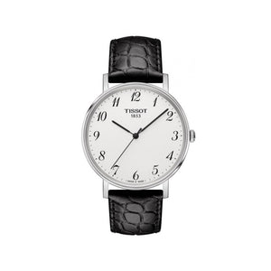 Everytime and White Black Mens Watch