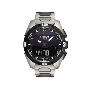 T-Touch Solar Titanium Mens Watch