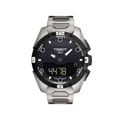 90dc011bbfc1 T-Touch Solar Titanium Mens Watch