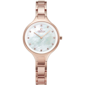 Iris Fuschia Watch