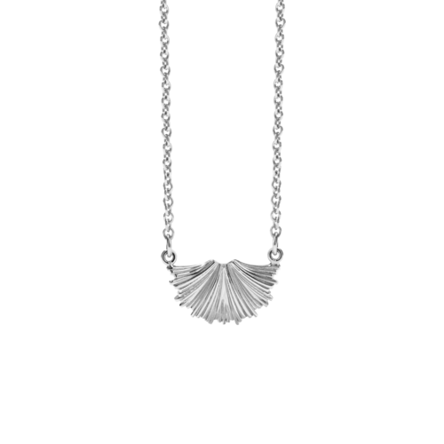 Silver Vita Necklace