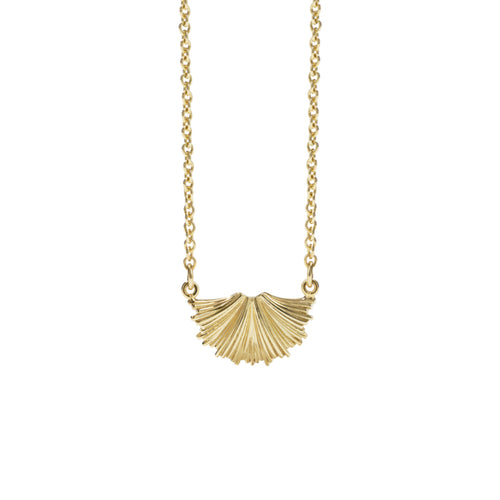 Gold Plated Vita Necklace