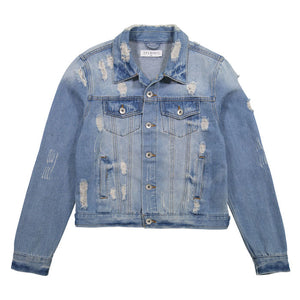 Shree Embellished Denim Jacket