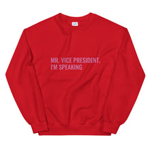 Load image into Gallery viewer, Mr. Vice President Sweatshirt