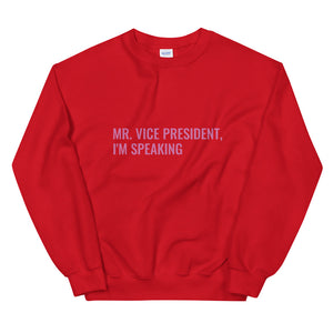 Mr. Vice President Sweatshirt