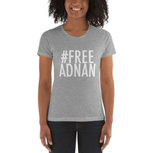 Load image into Gallery viewer, Free Adnan Women's T-Shirt