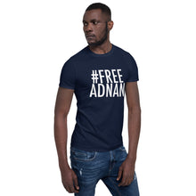 Load image into Gallery viewer, Free Adnan Men's T-Shirt
