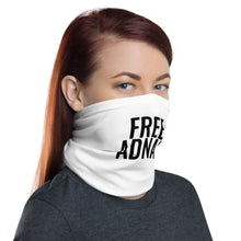 Load image into Gallery viewer, Free Adnan Neck Gaiter & Face Cover