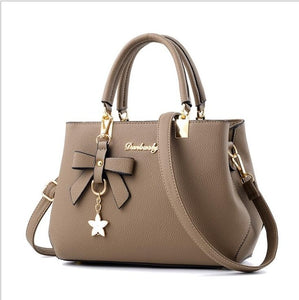 Luxury Designer Shoulder Bag Handbags Plum Bow Sweet Crossbody for Women