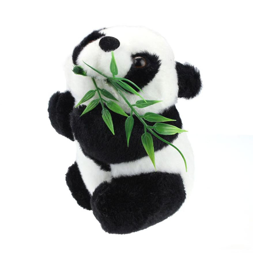 Baby toy Soft Animal Panda Christmas Gift Baby Kid Cute Soft Stuffed Panda Soft Animal Doll Toys Kids Educational toy