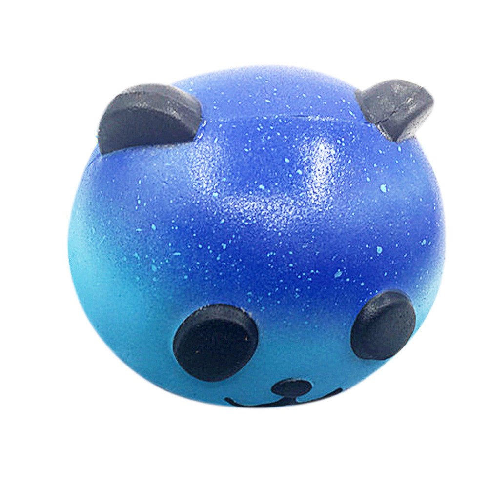 Starry Cute 10cm Panda Baby Cream Scented Squishy Slow Rising Squeeze Kids Toy
