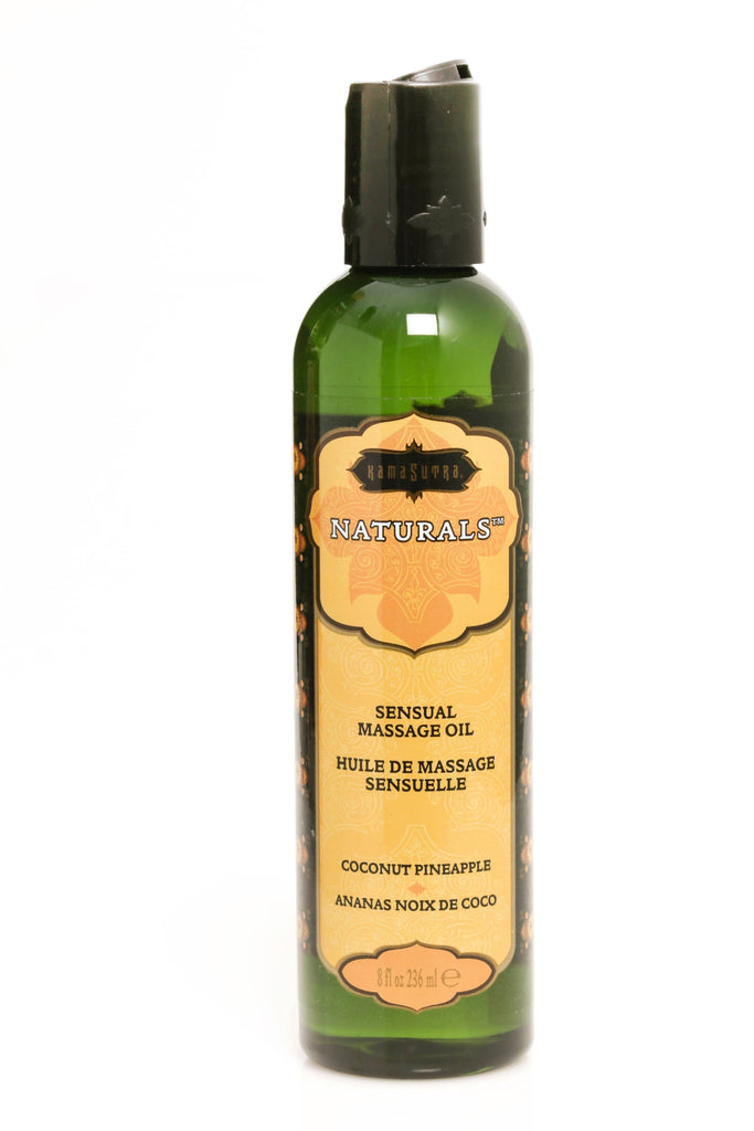 Aceites - KAMASUTRA SENSUAL MASSAGE OIL COCONUT PINEAPPLE
