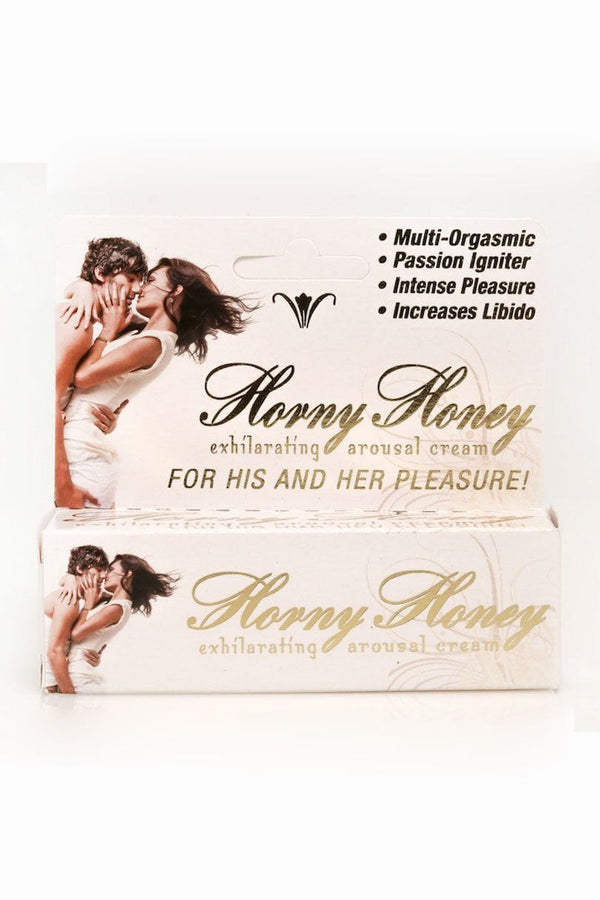 Cremas - HORNY HONEY CLITORAL STIMULATION GEL