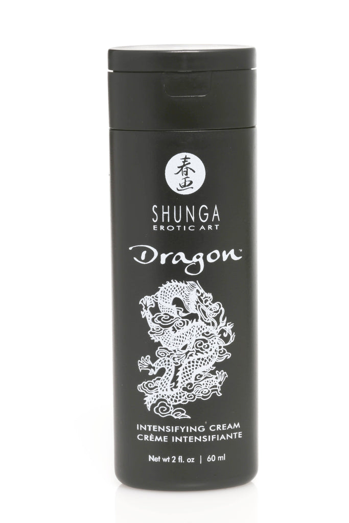 Cremas - SHUNGA DRAGON VIRILITY CREAM-STRAWBERRY MINT