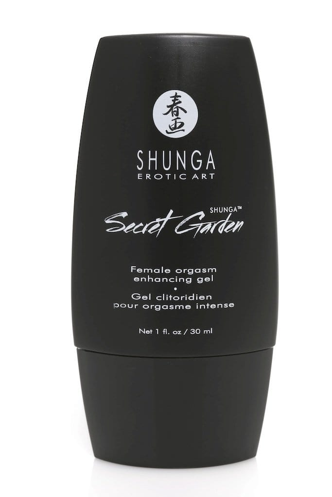 Cremas - SHUNGA SECRET GARDEN FEMALE ORGASM CREAM