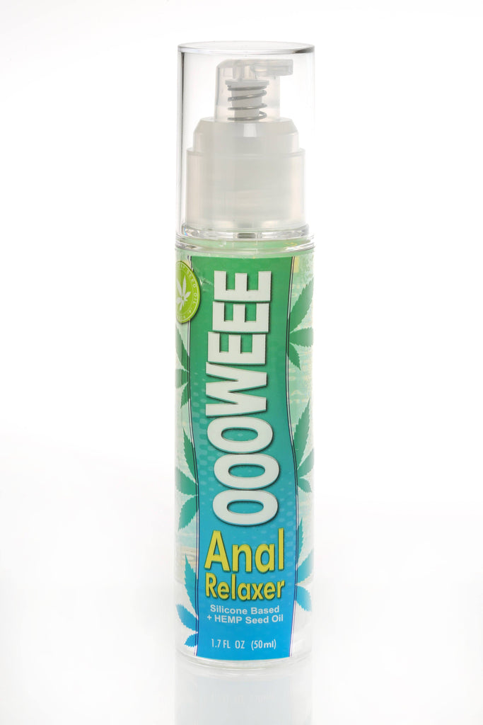 Lubricantes - OOOWEEE ANAL RELAXER