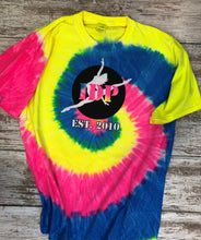 Load image into Gallery viewer, TieDye IDP Logo T Shirt
