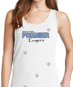 Premier Tank Top ASH Color
