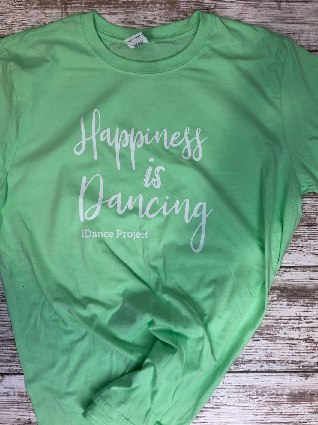 Happiness is Dancing