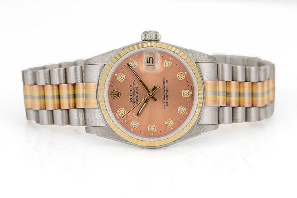 Pre-Owned Rolex Lady Datejust 68279 - LSM WATCH