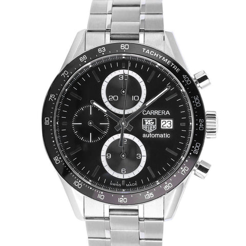 Pre-Owned TAG Heuer Carrera CV2010-4 - LSM WATCH