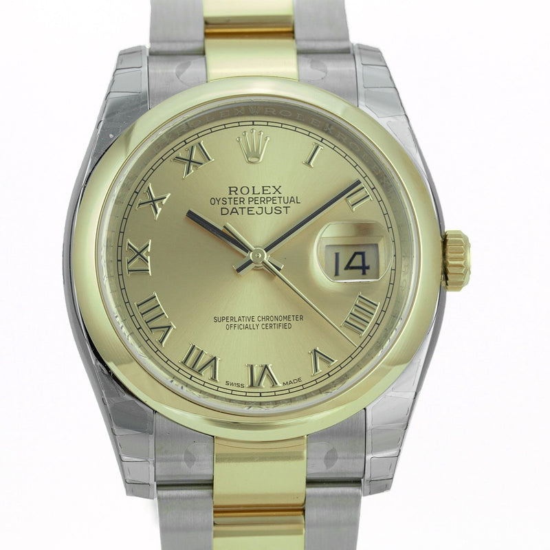 Unworn Rolex Datejust 116203 - LSM WATCH