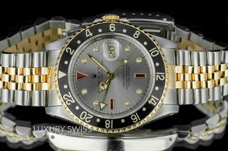 Pre-Owned Rolex GMT-Master II 16713 - LSM WATCH