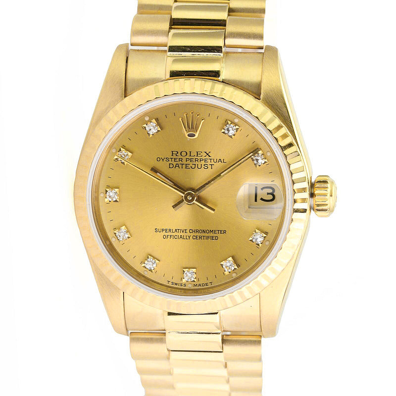 Pre-Owned Rolex Lady Datejust 68278