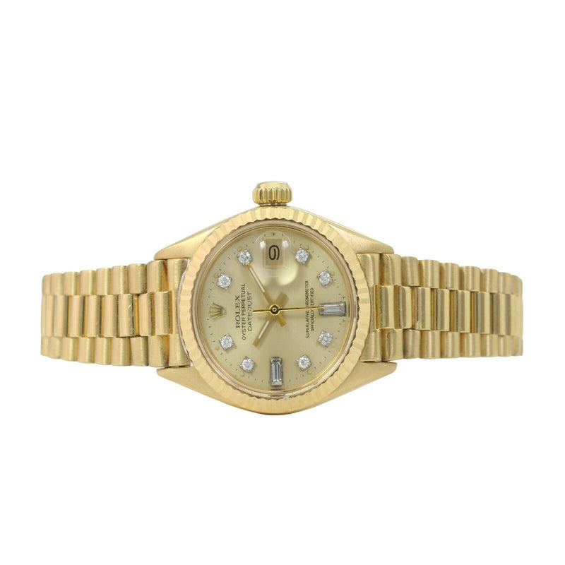 Pre-Owned Rolex Lady Datejust 6917 - LSM WATCH