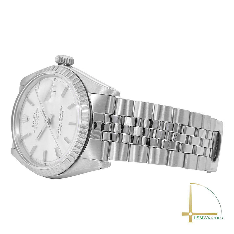 Pre-Owned Rolex Datejust 1603 - LSM WATCH