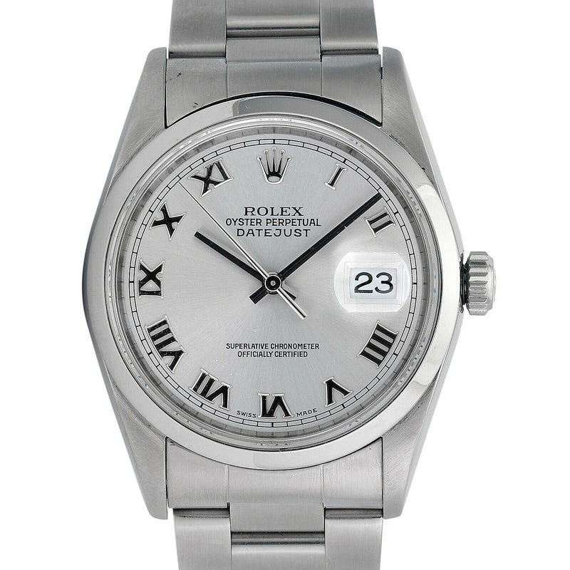 Pre-Owned Rolex Datejust 16200 - LSM WATCH