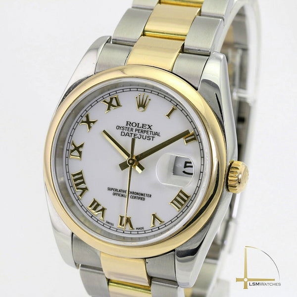 Pre-Owned Rolex Datejust 116203 - LSM WATCH