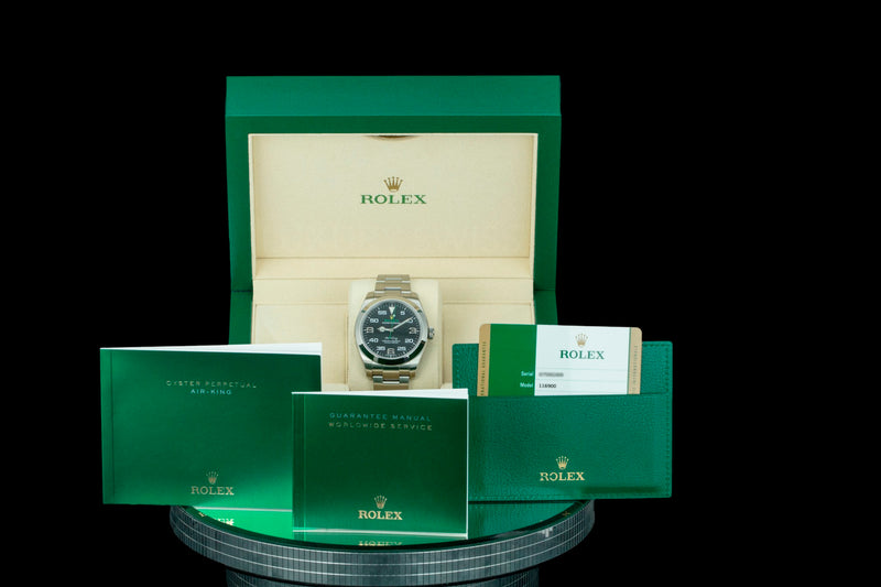 Unworn Rolex Air-King 116900 - LSM WATCH