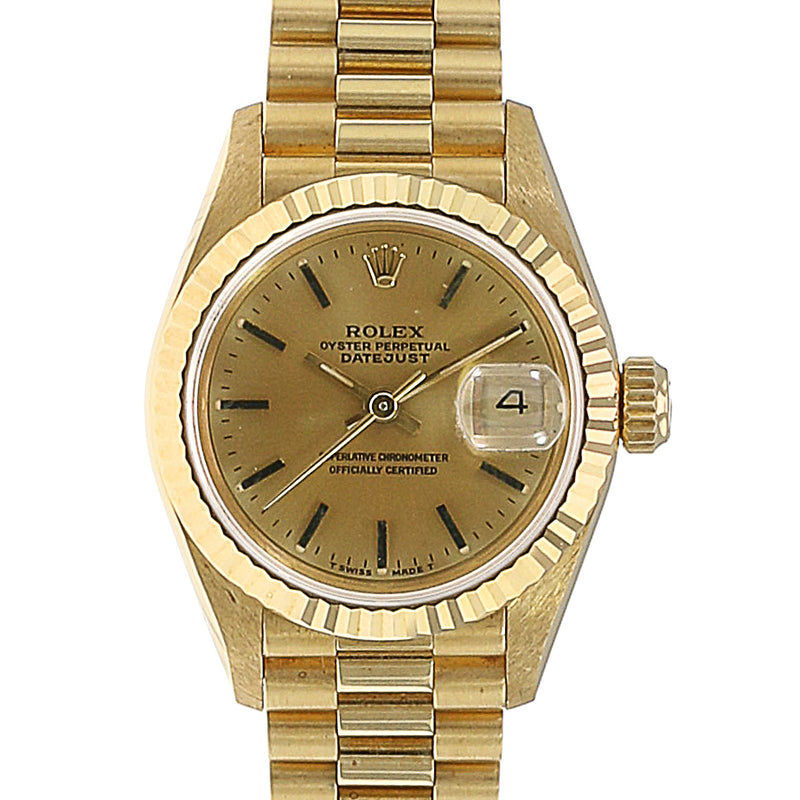 Pre-Owned Rolex Lady Datejust 69178