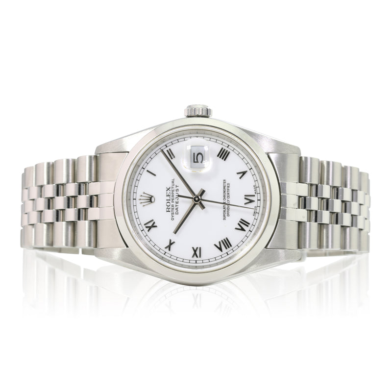 Pre-Owned Rolex Datejust 16200