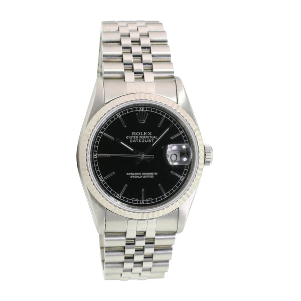Pre-Owned Rolex Datejust 16234