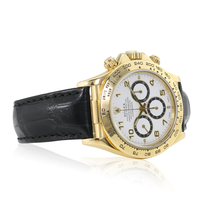 Pre-owned Rolex Cosmograph Daytona 16518