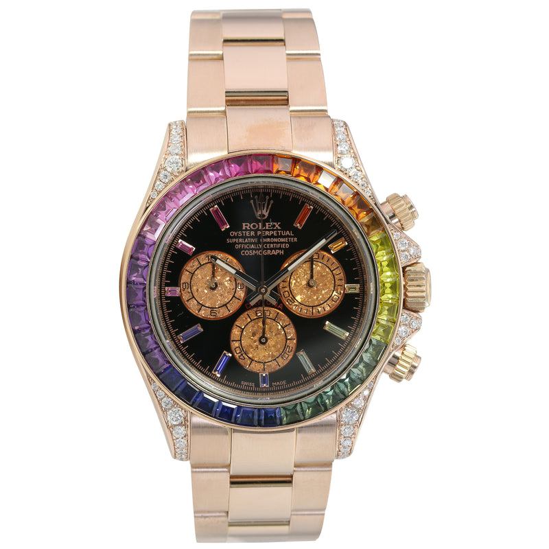 Pre-owned Rolex Cosmograph Daytona 116505