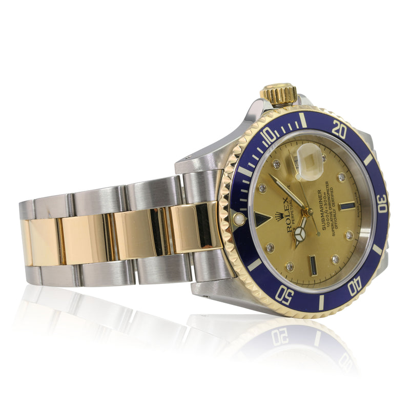 Pre-owned Rolex Submariner 16613T