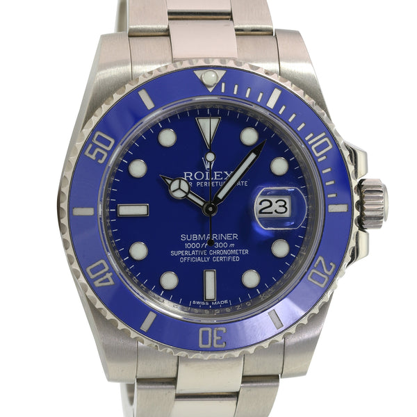 Pre-owned Rolex Submariner 116619