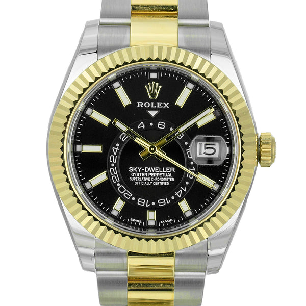 Unworn Rolex Sky-Dweller 326933 - LSM WATCH