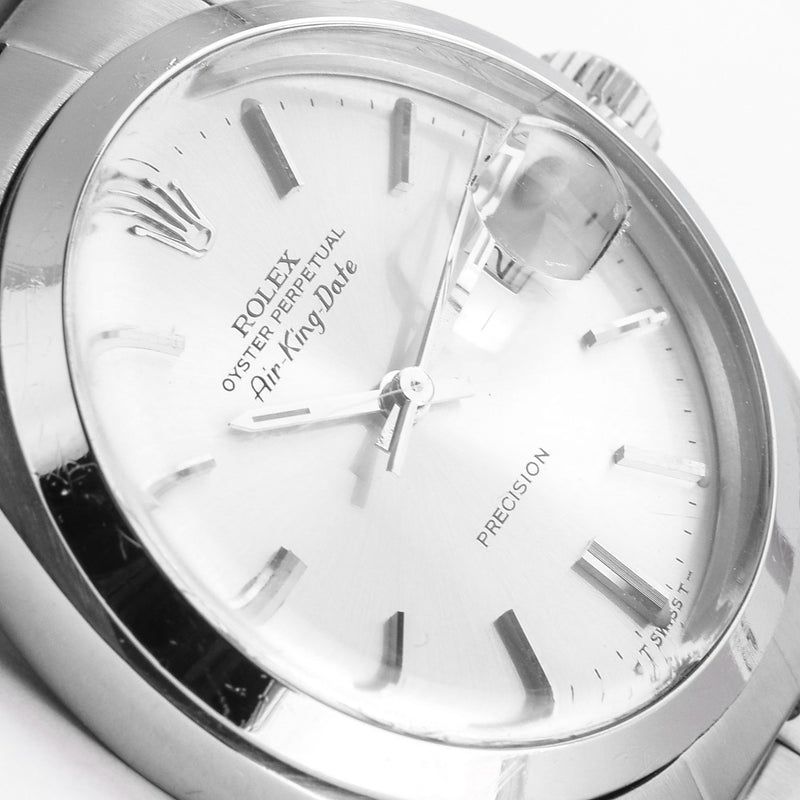 Pre-Owned Rolex Oyster Perpetual Air-King Date Precision 5700 - LSM WATCH