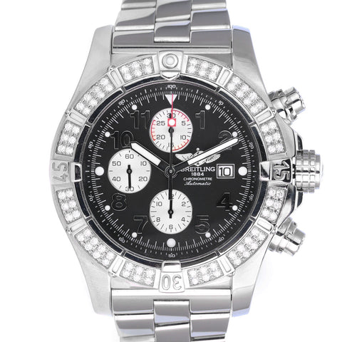 Pre-Owned Breitling Super Avenger A13370 - LSM WATCH