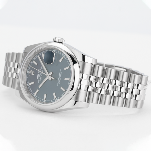 Unworn Rolex Datejust 116200 - LSM WATCH