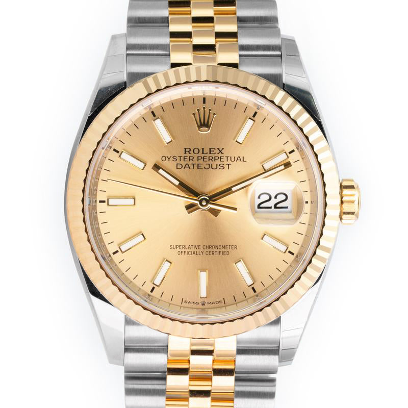 Unworn Rolex Datejust 126233 - LSM WATCH