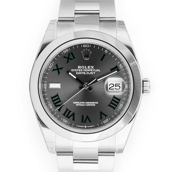 Unworn Rolex Datejust II 126300 - LSM WATCH